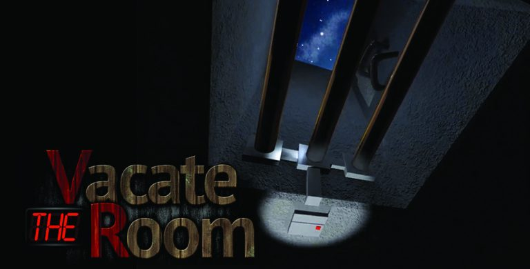 Visuel Vacate the Room
