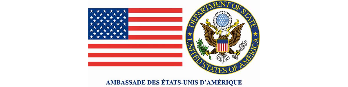 Affiche ambassade des US pour Mozaik RH